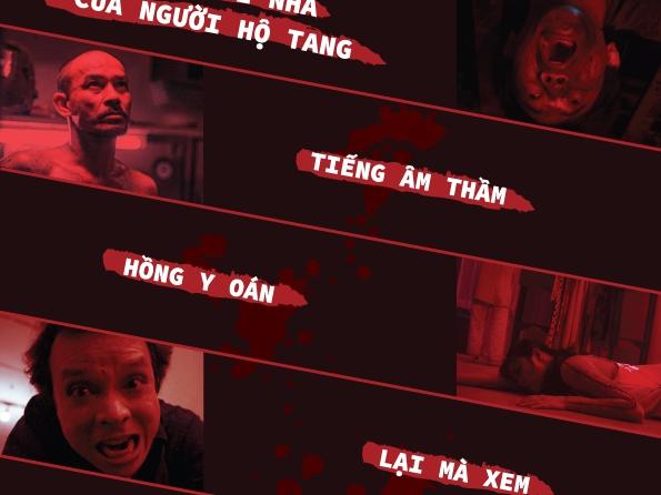 5 phim ngắn xuất sắc của cuộc thi 'Săn tìm đạo diễn phim kinh dị' ra mắt trên Youtube