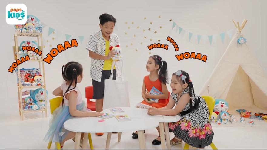 Quốc tế thiếu nhi 1/6, bé ở nhà vui với loạt series giáo dục vui học