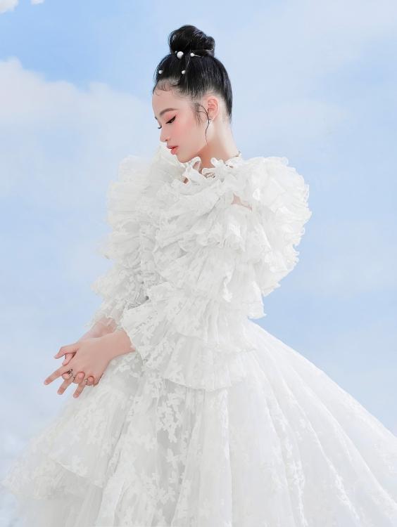 'Công chúa' Bảo Hà kể chuyện đón ngày 1/6 tại nhà giữa mùa dịch