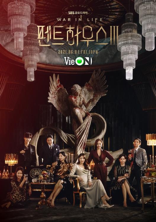 5 điều đáng mong đợi trong 'Penthouse: Cuộc chiến thượng lưu' mùa 3