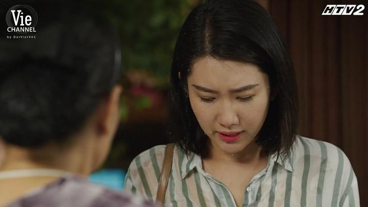 'Cây táo nở hoa' tập 27: Không chấp nhận cuộc hôn nhân, mẹ Phong giận dữ tạt nước thẳng người Châu