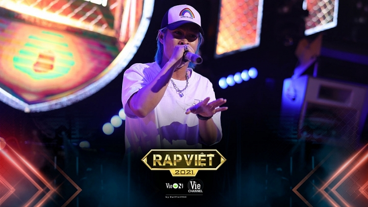 Dân tình ngạc nhiên trước tài bắn rap tiếng Anh của Mai Ngô tại vòng casting 'Rap Việt' mùa 2