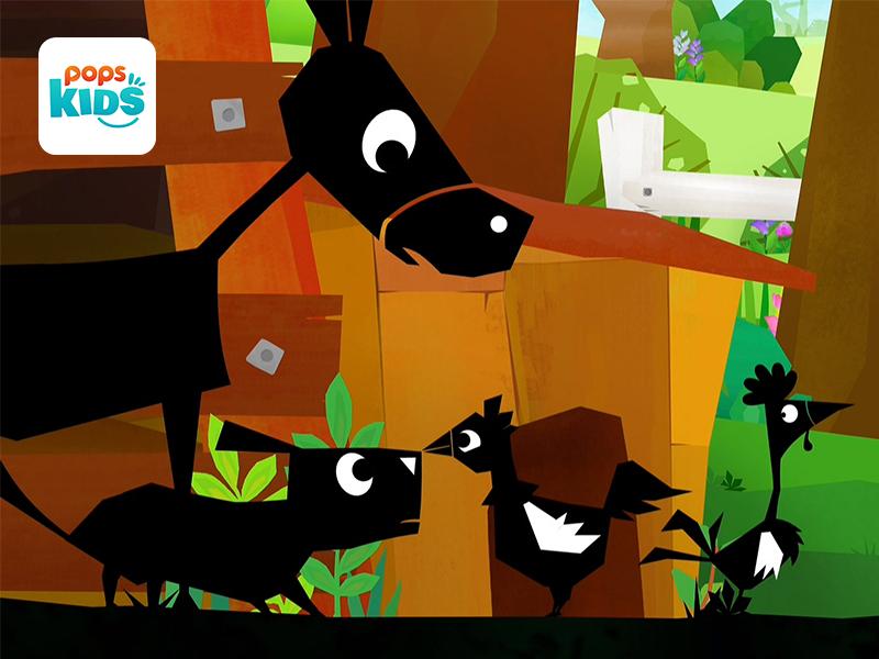 Chống dịch an toàn tại nhà: Các bé vui hè với loạt series phim hoạt hình được yêu thích nhất tại POPS Kids