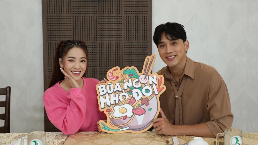 Thuận Nguyễn 'rủ' Puka tham gia gameshow ẩm thực 'Bữa ngon nhớ đời'