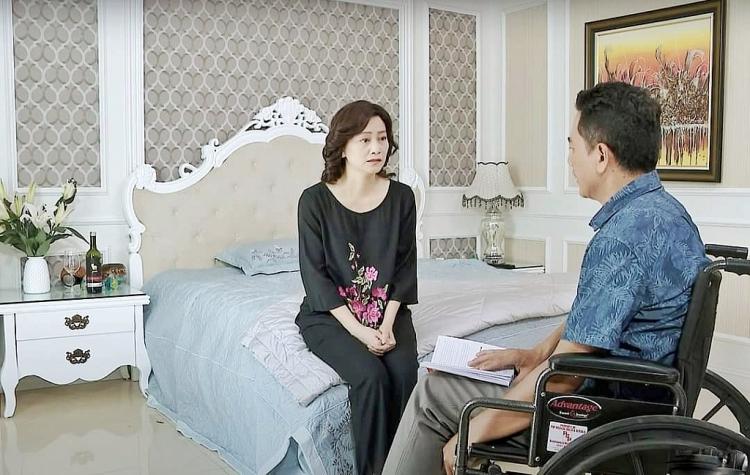 Thùy Anh rơi vào bẫy của Quang Tuấn trong 'Vỏ bọc âm mưu'