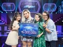 'Đấu trường âm nhạc': Sofia 'đánh bại' Bảo Yến Rosie giúp đội Bình Tinh chiến thắng
