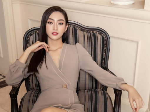 Hoa hậu Lương Thùy Linh đảm nhiệm chức giám đốc thương hiệu thời trang