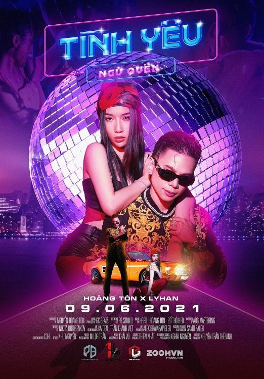 Hoàng Tôn tung teaser MV comeback 'hack não' người xem, kết hợp cùng giọng ca nữ độc đáo mới toanh