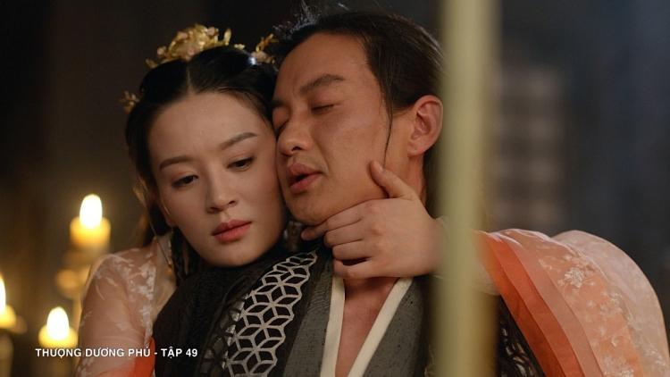 'Thượng Dương Phú': Hết quyến rũ Càn Long của Như Ý, A Nhược (Tăng Nhất Huyên) lại hóa Vương Thiến 'tranh phu quân' Thượng Dương quận chúa