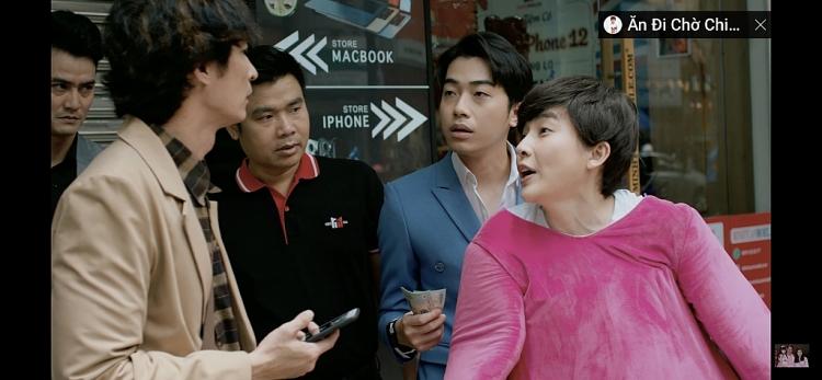 Huy Khánh 'no đòn' ngay trong tập đầu tiên web-drama 'Bí mật 69'