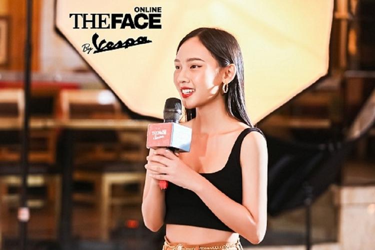Soi nhan sắc top 12 'The face online by Vespa' Lê Xuân Thảo:  Nàng mẫu được Minh Tú khen 'chỉ cần cười là ăn tiền'
