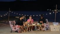 'Ẩm thực kỳ thú': BB Trần, Khả Như thích thú với trải nghiệm lặn biển bắt Nhum