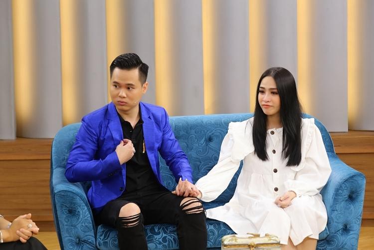 'Mảnh ghép hoàn hảo': Ca sĩ Kiều Vân bật khóc tại phòng thu vì chồng quá khó tính