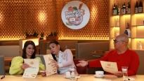 Color Man lép vế, Võ Hoàng Yến cho Chế Nguyễn Quỳnh Châu mượn tiền, không quên tính thêm lãi tại 'Bữa ngon nhớ đời'