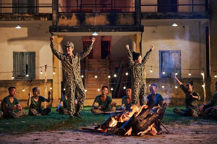 Dương Hoàng Yến 'chơi lớn' kể chuyện tình quân ngũ tuyệt đẹp tại nơi từng tham gia 'Sao nhập ngũ'
