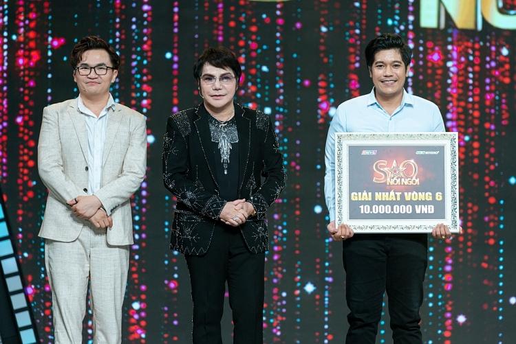 Hoàng Hải, Ty Phong chia tay 'Sao nối ngôi', Bùi Công Danh, Hoài Thanh, Hà Mỹ Anh tiến thẳng vào chung kết