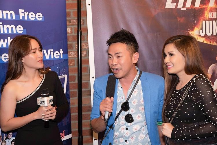 Dàn sao hải ngoại nô nức tham dự ngày ra mắt phim 'Lật mặt: 48h' tại Mỹ
