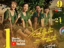 MV mới của Dương Hoàng Yến công phá mọi top Trending âm nhạc chỉ sau 24 giờ phát hành