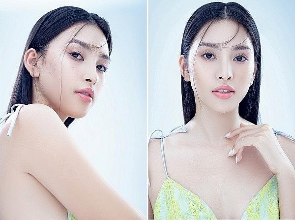 Tiểu Vy xinh ngút ngàn khiến dân tình chao đảo, đẳng cấp visual của showbiz Việt