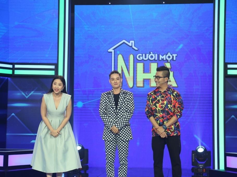 Thanh Duy khiến Hoàng Rapper, Liêu Hà Trinh 'quắn quéo' với màn vén tóc cho người đẹp