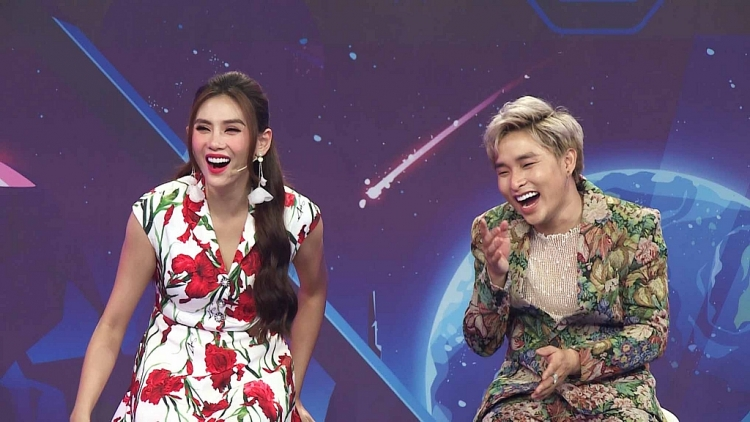'Đấu trường âm nhạc': Tăng Phúc, Trương Thảo Nhi 'song kiếm hợp bích' giúp Hải Triều chiến thắng