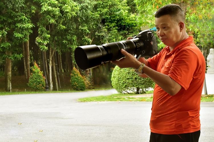 Nhà báo Lữ Đắc Long: Nghề báo giúp tôi tự tin hơn, cho tôi bay bổng khắp nơi để có cái nhìn lớn hơn!