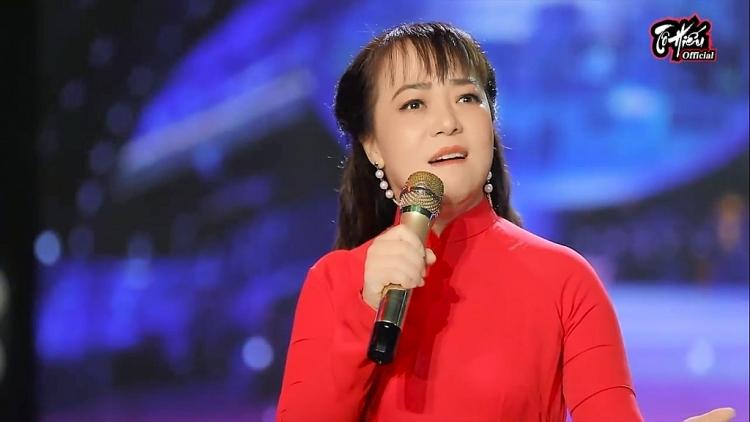 Cô ruột Phương Mỹ Chi nặng lòng với ca khúc 'Nỗi niềm xa anh' của nhạc sĩ Tô Hiếu