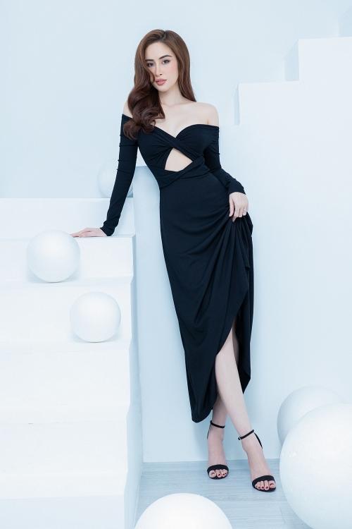 Bí quyết ở nhà chống dịch vẫn giữ được vòng eo 58 của Hoa hậu Phan Ngọc Hân