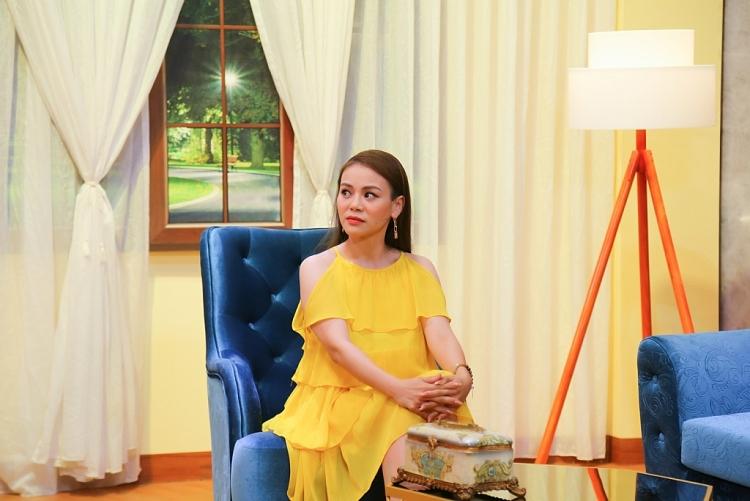 'Người thứ 3': Nghệ sĩ cải lương Phạm Huyền Trâm bật khóc, cầu xin ba mẹ tha thứ cho chồng ngoại tình