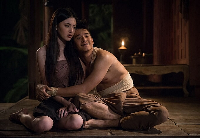Ngắm Top 5 nam thần 'trong mơ' Thái Lan được yêu thích tại Việt Nam