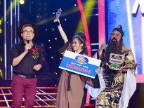 Hoàng Yến Chibi lần thứ 2 giành giải nhất tuần thi thứ 8 'Gương mặt thân quen'