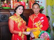 Trinh Tuyết Hương được tặng quà cưới trị giá 1,2 tỷ đồng