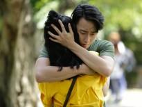 Angela Phương Trinh tình tứ với Rocker Nguyễn trên phim trường 'Glee Việt Nam'