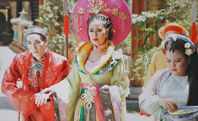 'Nam Phi liên hoàn kế' của Nam Thư đạt nút play bạc của YouTube chỉ sau 1 đêm