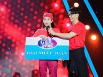 Duy Khánh nỗ lực vượt qua bệnh tim giành giải nhất tuần 6 'Gương mặt thân quen'