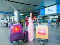 miko lan trinh len duong sang taiwan thi nhan sac lady of brilliancy international 2018