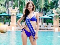 Nóng bỏng Bikini với thí sinh cuộc thi 'Hoa hậu Đại sứ Hoàn vũ người Việt 2018'