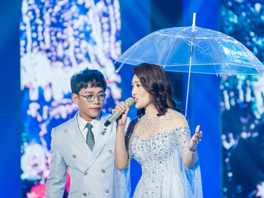 Cặp đôi song Minh tỏa sáng với màn trình diễn tình tứ tại bán kết 'Người hát tình ca'