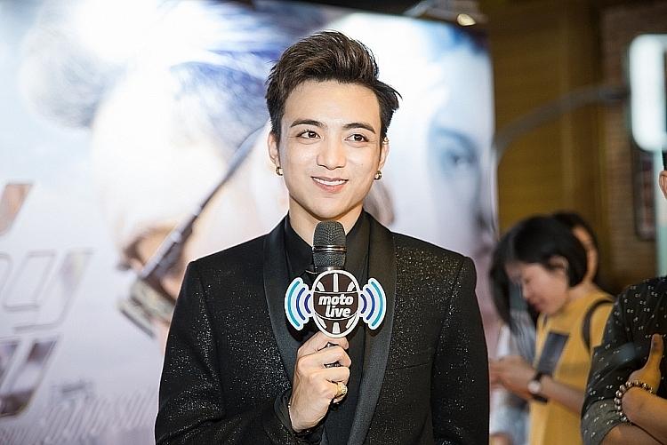 soobin hoang son chap nhan mat trending youtube de bao ve thong diep chong bao hanh