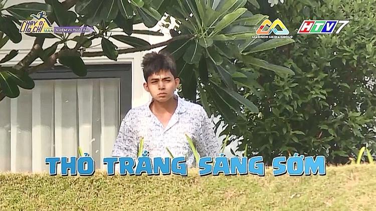 chay di cho chi tap 15 dan cast show mat moc the hien nang luc uong nuoc than