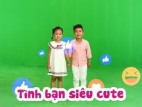 Xuất hiện cặp đôi nhí siêu 'cute' trong cuộc thi tìm kiếm tài năng nhí 'Mầm chồi lá'