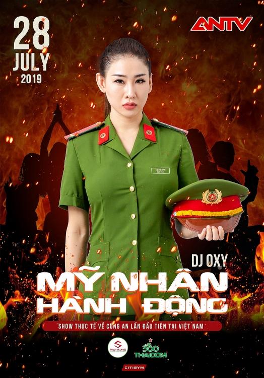 thanh nu bolero jang mi dj oxy tiet lo ly lo muon la my nhan hanh dong