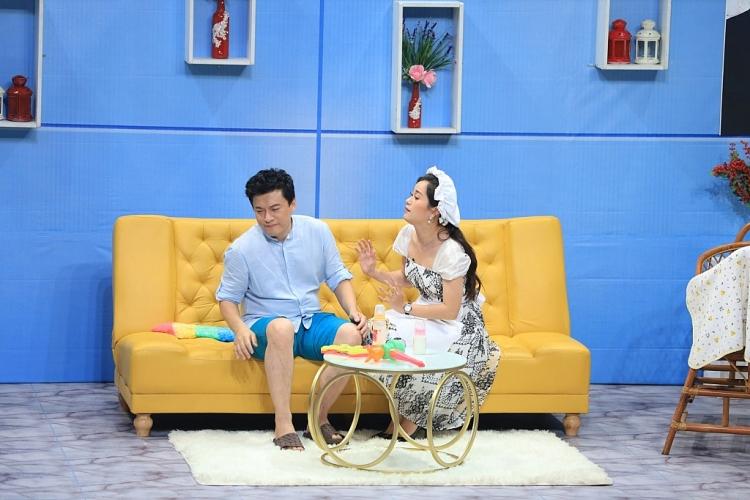 lan dau tham gia on gioi cau day roi ca si lam truong lien chat chem truong phong toi boi