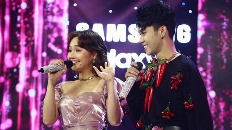 Miu Lê thắng lớn, chọn đúng hotboy Nhạc viện song ca tại 'Giọng ải giọng ai'