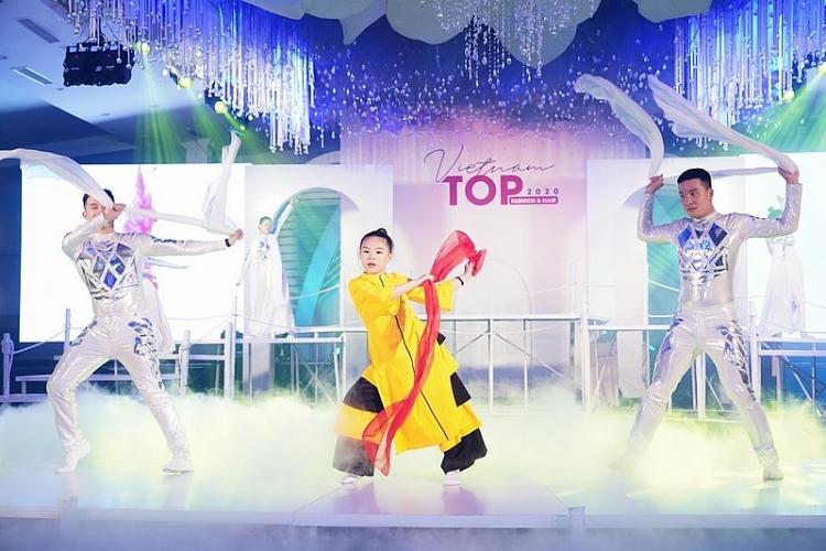 cuoc thi vietnam top fashion hair 2020 cong bo giai thuong khung len den 1 ty dong
