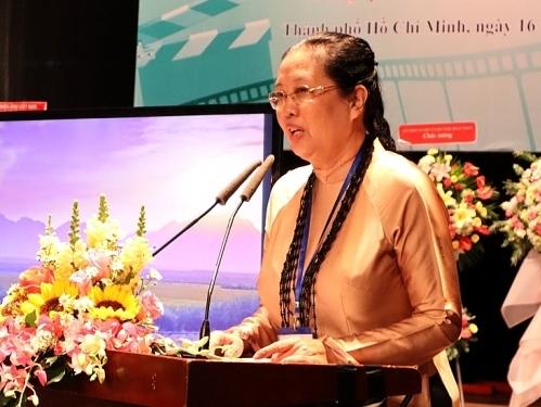 Đại hội Hội Điện ảnh TP.HCM lần thứ VIII (2020-2025): Nhà biên kịch Dương Cẩm Thúy tiếp tục giữ chức danh Chủ tịch Hội Điện ảnh TP.HCM