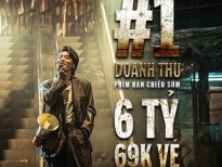 'Bán đảo' trở thành phim Hàn Quốc có số lượng đặt vé trước cao nhất Việt Nam