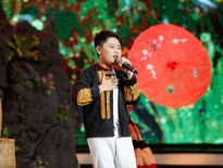 'Hãy nghe tôi hát nhí': Cậu bé Nhật Minh sở hữu giọng hát máu lửa thu hút đến lạ