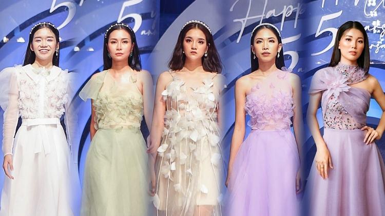 hoc tro quan quan next top model tiep tuc cong pha san dien cung lynk lee va cac celeb hang dau trong show ntk thao nguyen