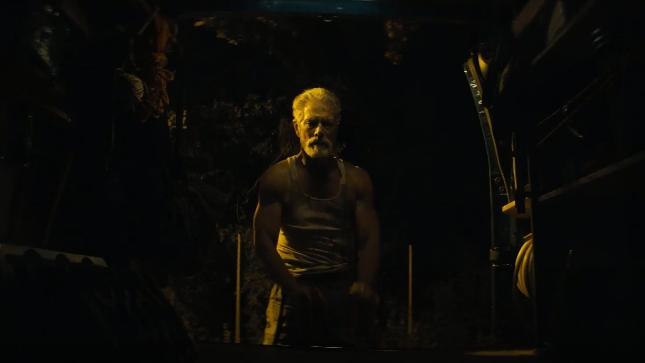 Sốc với trailer bẻ lái của 'Don't Breathe 2': Gã mù hoàn lương chưa lâu bị 'giang hồ' truy sát khốc liệt